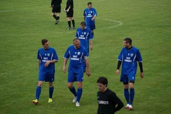 Opäť v činnosti. Futbalové výbery ObFZ Humenné sú po dlhšom čase znova aktívne.