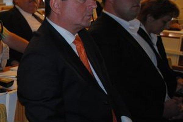 Viceprimátor. Od pondelka je druhým zástupcom primátora Sniny Michal Lukša (Smer).
