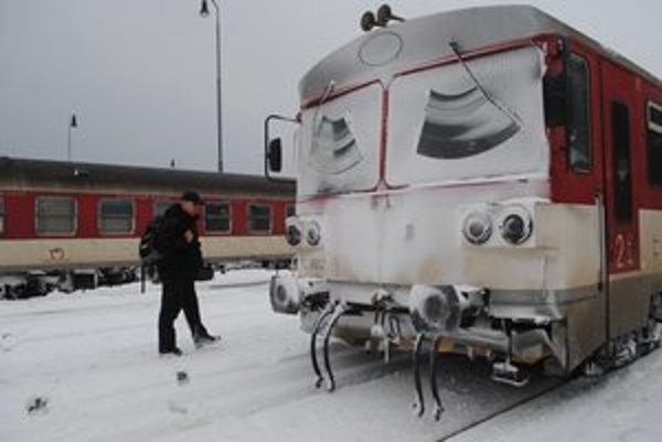 Vbehli na trať. Pod tento vlak vbehli tri teliatka, ktoré utiekli z maštale v Radvani nad Laborcom za kravami do susednej obce Volica.