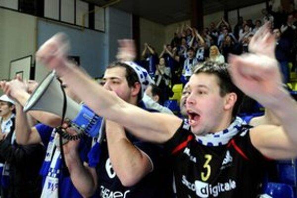 Humenskí volejbaloví fanúšikovia sa majú na čo tešiť.