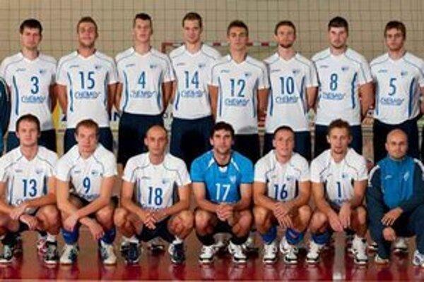 ŠK Chemes Humenné. Účastník Final four MEVZY 2011/2012.