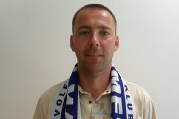Čerstvý chemesák. Je ním tréner Stanislav Vartovník.
