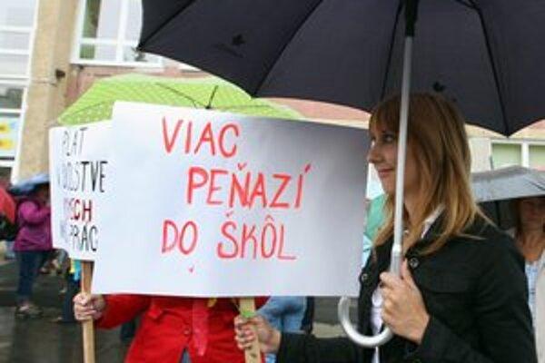 Štrajk učiteľov sa dnes končí.