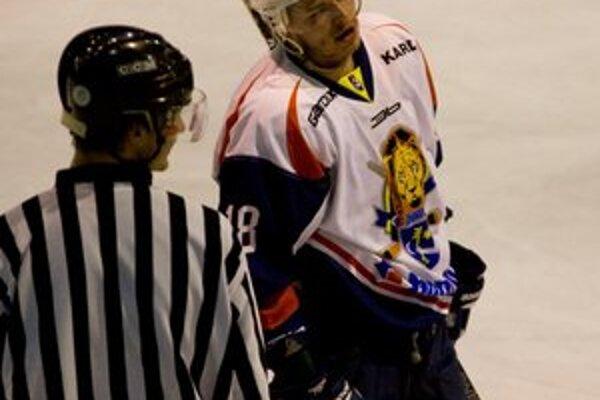 Jakub Mihalič. Jeho gól a dve asistencie nestačili.