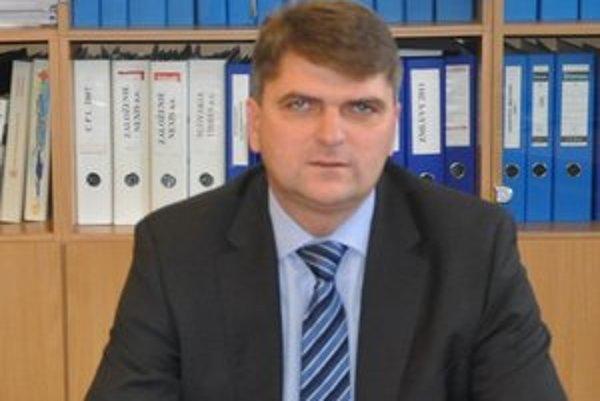 Štefan Borc. Člen predstavenstva Nexis Fibers.