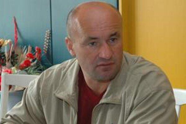 Jozef Škrlík, humenský kouč znáša humenskú situáciu trpko.