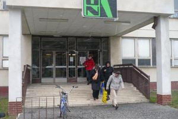 Medzi prvými. Ohlásila hromadné prepúšťanie v regióne michalovská odevná firma Zekon v polovici decembra minulého roku. Zrušila svoju pobočku v Humennom. FOTO: kor