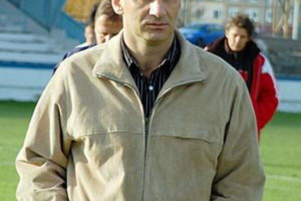 Jozef Valkučák. Z Lipian doviezol 1. HFC prekvapivo bod.