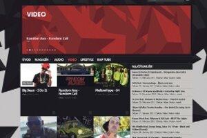 Webové stránky s hudbou dostali výzvu na platenie.
