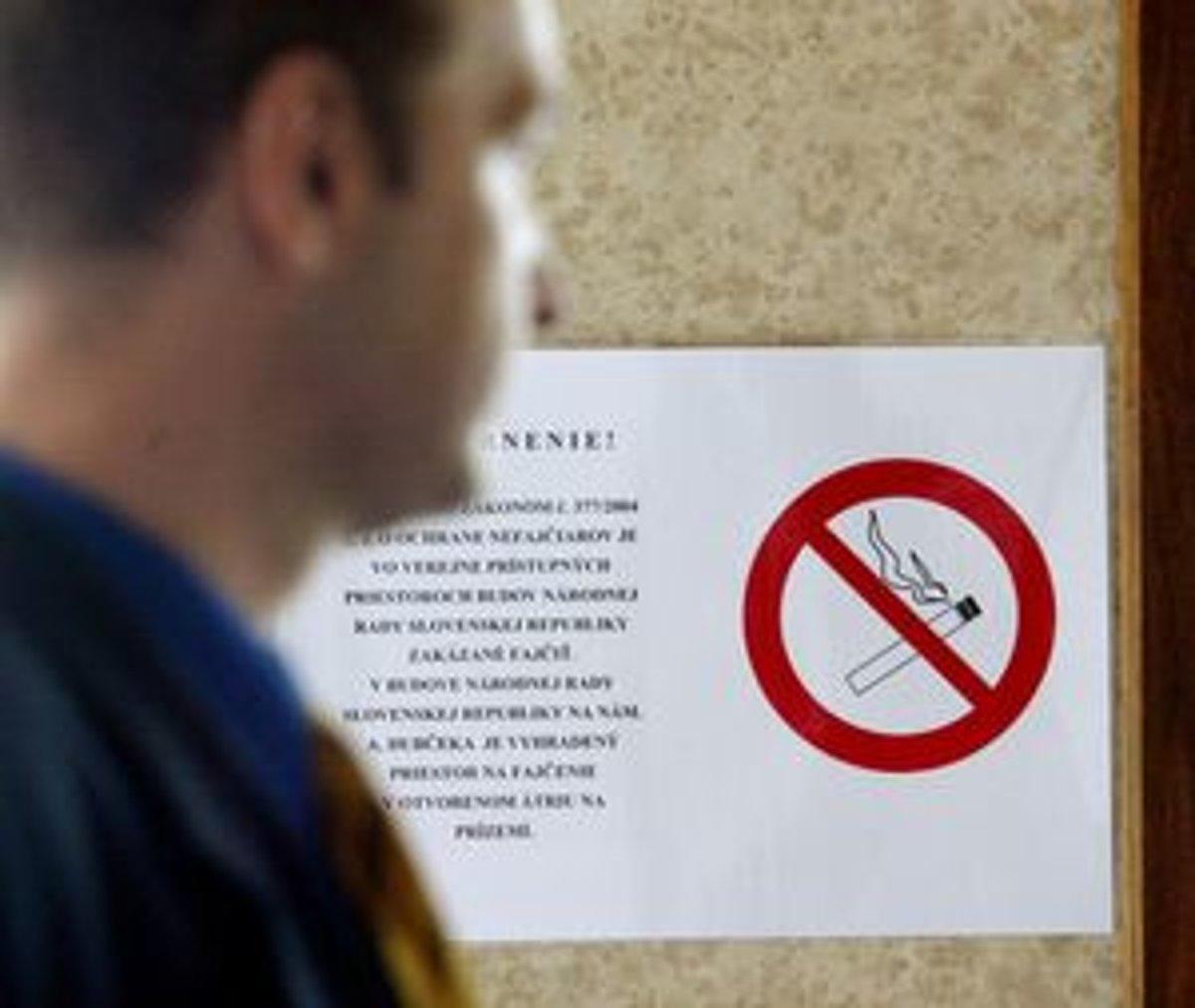 zdieľanie fajčenia