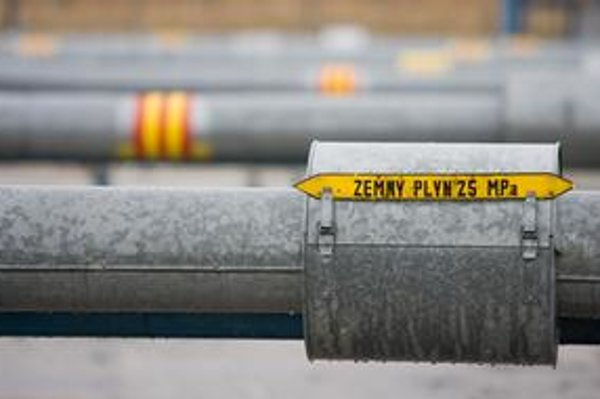 Výnosy plynárenského podniku vlani stúpli.