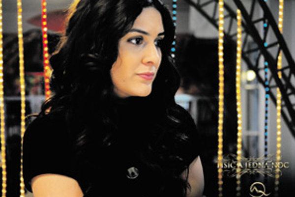 Šeherezádou je v tureckej telenovele herečka Bergüzar Korel.