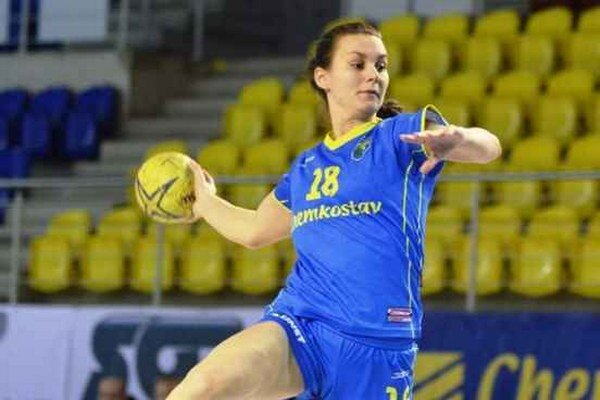 Sofia Nagyová. V Trenčíne dala 8 gólov.