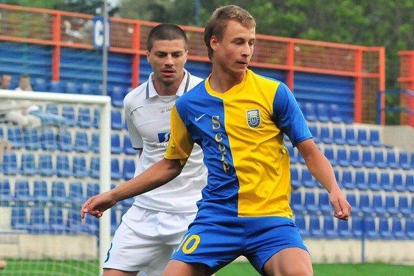 Opäť vmichalovskom drese. Serečin sa do Michaloviec vracia po vyše štyroch rokoch.