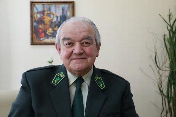 Ladislav Maxim. Stromy sú jeho osudom.