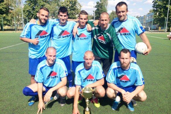 Víťaz Demo a Deco Cupu 2014. Stalo sa ním družstvo JP Sonet.