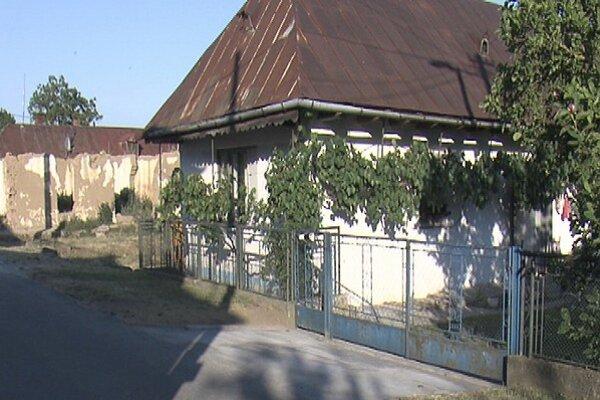 Dom, kde sa odohral brutálny útok.