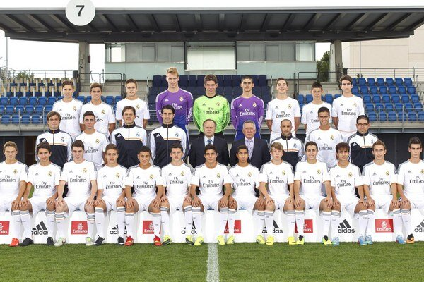 Real Madrid obhajuje prvenstvo z minulého ročníka.