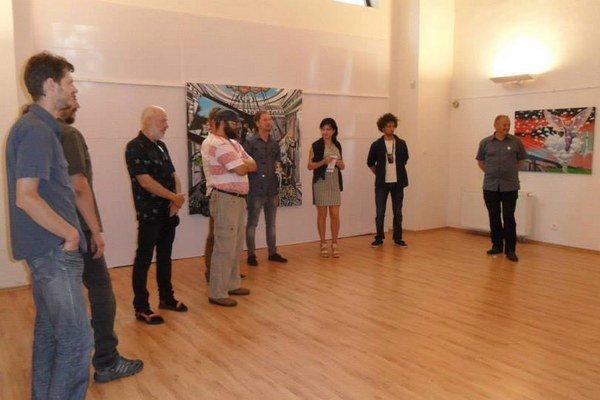 Cassovia Express. Výstava prezentuje kvalitné východoslovenské umenie.