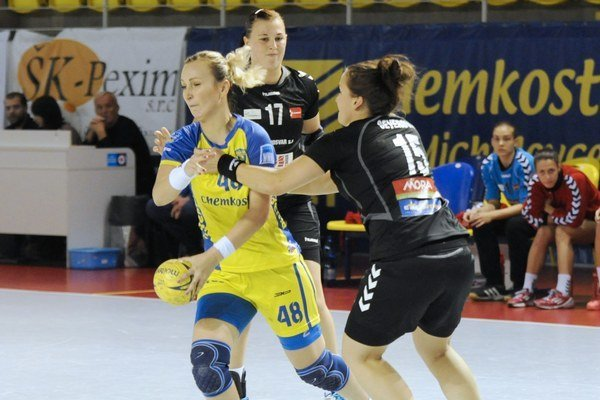 Trápenie s Olomoucom. Iuventa však duel zvládla, vyhrala ho o sedem gólov.