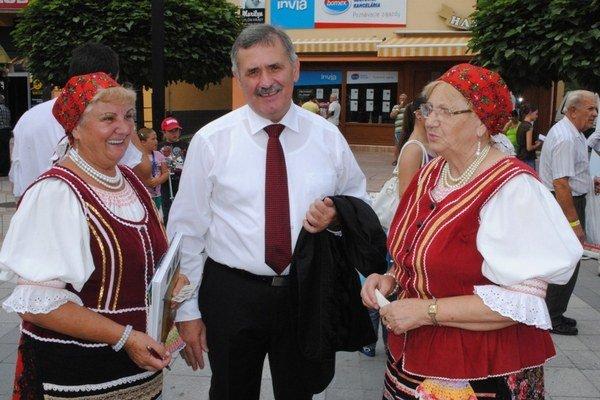Primátor Michaloviec. Viliam Zahorčák získal 6470 hlasov. Primátorom mesta bude tretie volebné obdobie po sebe.