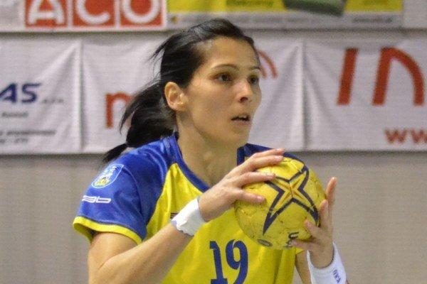 Lucia Hruščáková. Po siedmich rokoch opúšťa Iuventu.