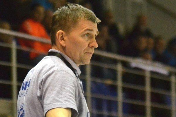 Borys Petrovskyj. Na lavičke Iuventy skončil už druhýkrát.