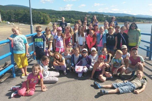 O tábor je veľký záujem. Tento rok sa prihlásilo 39 nadaných detí.