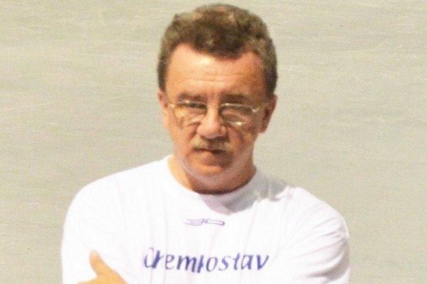 Peter Béreš. Nová tvár v michalovskom realizačnom tíme.