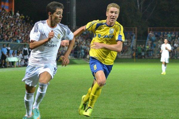 """Aj proti Realu Madrid. Michalovčania si opäť zmerajú sily s """"bielym baletom""""."""