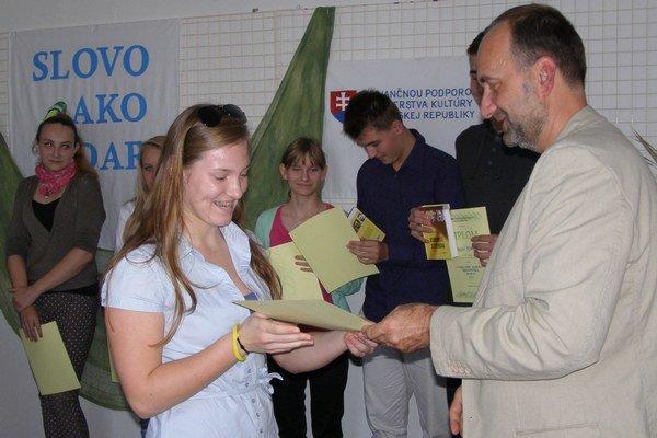 Talentovaná moderátorka. V kategórii od 15 do 18 rokov obsadila v krajskej súťaži prvé miesto Michalovčanka Michaela Mihaľová, ktorá študuje na Gymnáziu P. Horova.