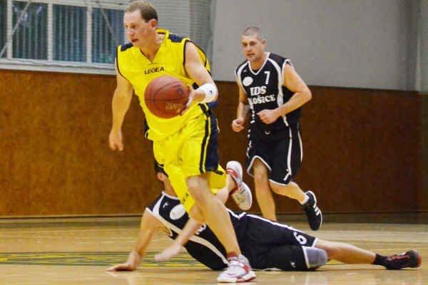 Tomáš Mižák. Krídelník 1. BKD doma zaznamenal 16 bodov.