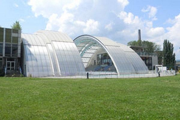 Národné centrum vodného póla v Novákoch.