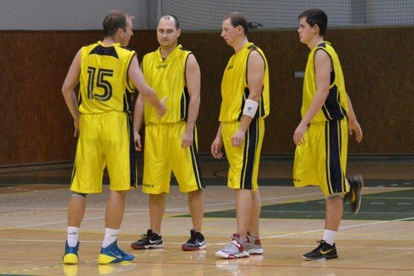 Opäť vyhrali. Basketbalisti 1. BKD triumfovali v Krompachoch.