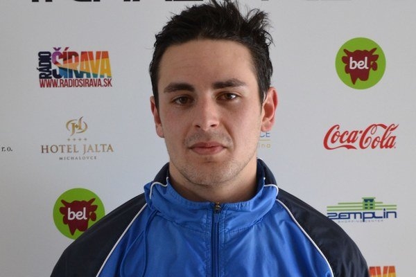 Prišiel na skúšku. Španiel Joan Manuel Sánchez Caballero.