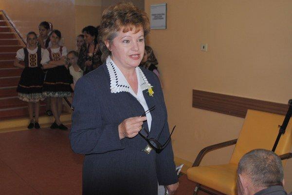 Pomáha chorým. Eva Čechová je členkou klubu Venuša, ktorý sa snaží pomáhať onkologickým pacientkám.