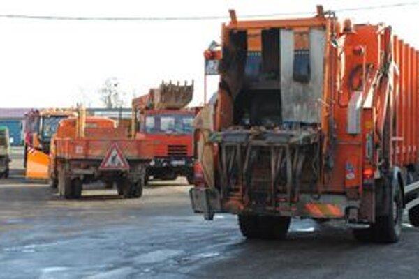 Technické služby tvrdia, že šetrenie by sa nemalo výrazne prejaviť na zabezpečovaní služieb a údržby v meste.