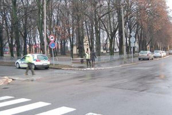 Bomba v parku. Policajti prehľadali každý park v meste.