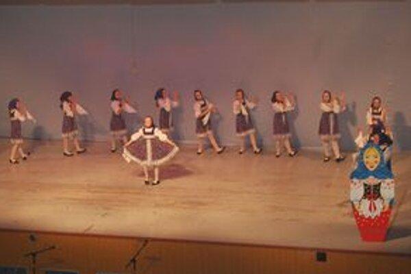 V rytme tanca. Deti, mládež a profesionáli predviedli svoje umenie.