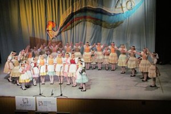 DFS Zemplínik a Zemplínček oslávili 40. výročie vzniku.