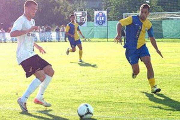 U nováčika zvíťazili o jeden gól. O michalovské góly sa postarali Hamuľak a Gamkrelidze.