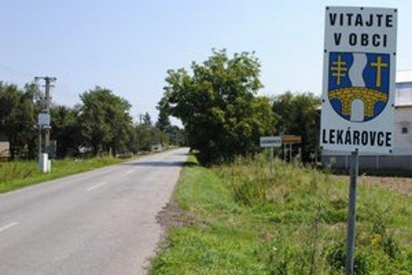 Obec Lekárovce. Názov pochádza od slova Liekart – liečiteľ.