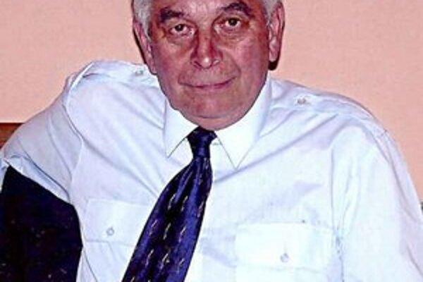 Jubilant. Michal Andričík oslávil sedemdesiatku.
