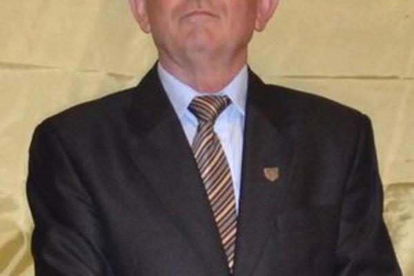 Štefan Czetö. Hlavný organizátor turnaja.