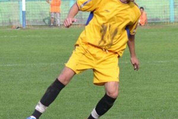 Jedna z nových posíl štvrtoligistu. Marián Matej, ktorý naposledy hrával v Sobranciach.