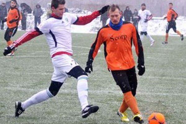 S Prešovčanmi sa rozišli zmierlivo. Doma s nimi remizovali 0:0.