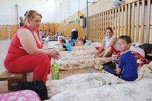 Kristína Makulová so 7-ročným Lukášom sa už chcú vrátiť domov.