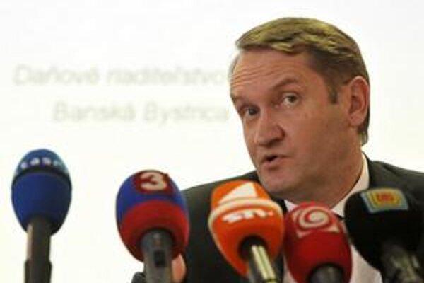 Bývalý Ficov tieňový minister financií a súčasný riaditeľ Daňového riaditeľstva Igor Šulaj.
