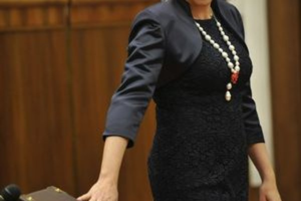 Poslankyňa parlamentu za Smer Jana Vaľová sa stala aj humenskou primátorkou.