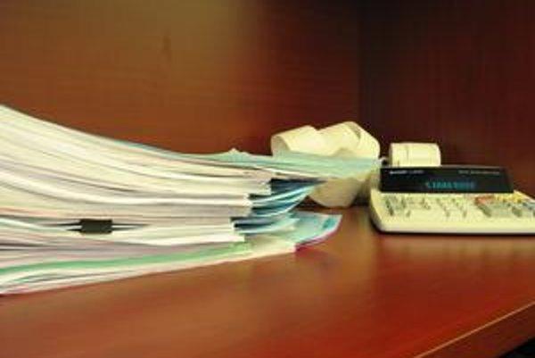 Zúčtovanie zdravotných odvodov má až rôznych päť tlačív. Podnikatelia používajú zvyčajne tlačivo B a zamestnanci tlačivo A.